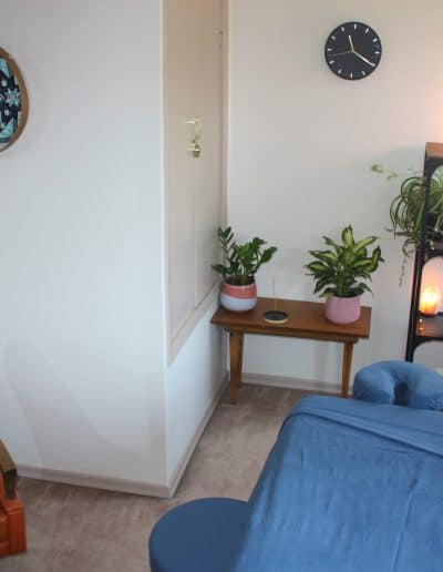 Welling Centre Massage Therapy Room