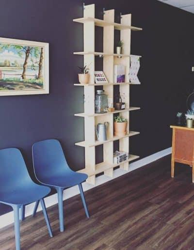 Welling Centre Reception Area
